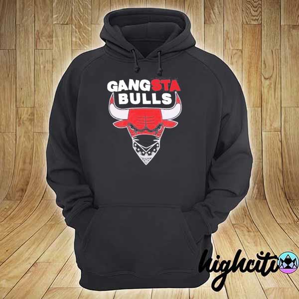 gangsta chicago bulls s hoodie