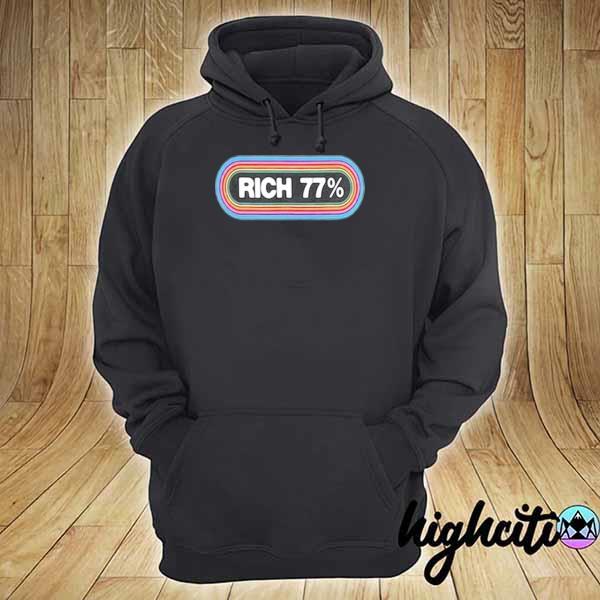 Joyrich Rich 77′ s hoodie