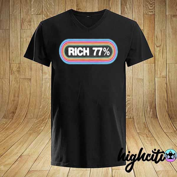 Joyrich Rich 77′ shirt