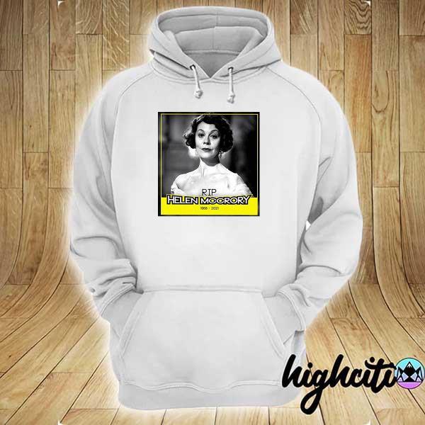 Rip helen mccrory 1968-2021 hoodie