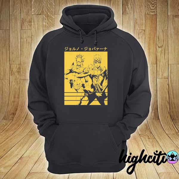 Awesome giorno giovanna hoodie