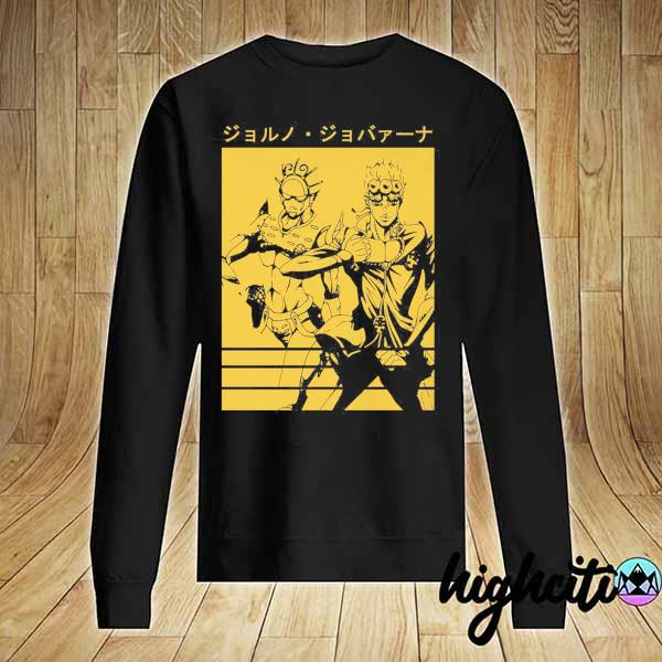 Awesome giorno giovanna Sweater