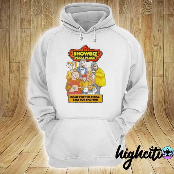Awesome keyvic showbiz pizza place men's casual cotton hoodie