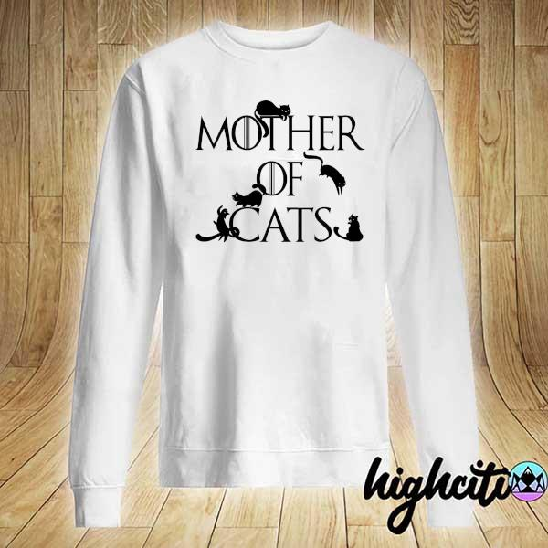 Awesome mother of cats game of thrones Sweater