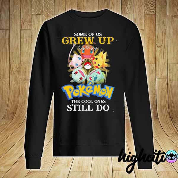 Awesome some of us grew up watching pokemon the cool ones still do Sweater