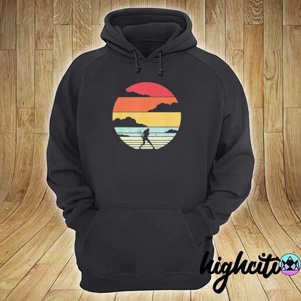 Awesome tennis . retro style hoodie