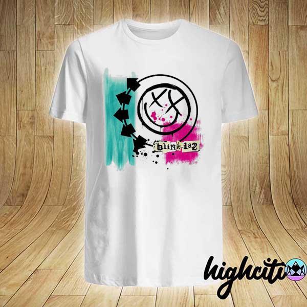 Blink 182 I miss you shirt