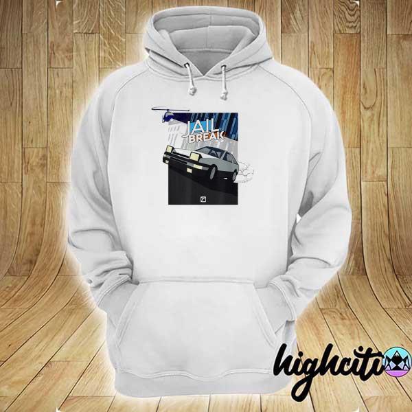 Jailbreak spotlight hoodie