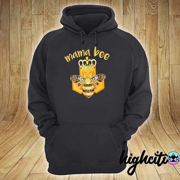 Mama bee king crown s hoodie