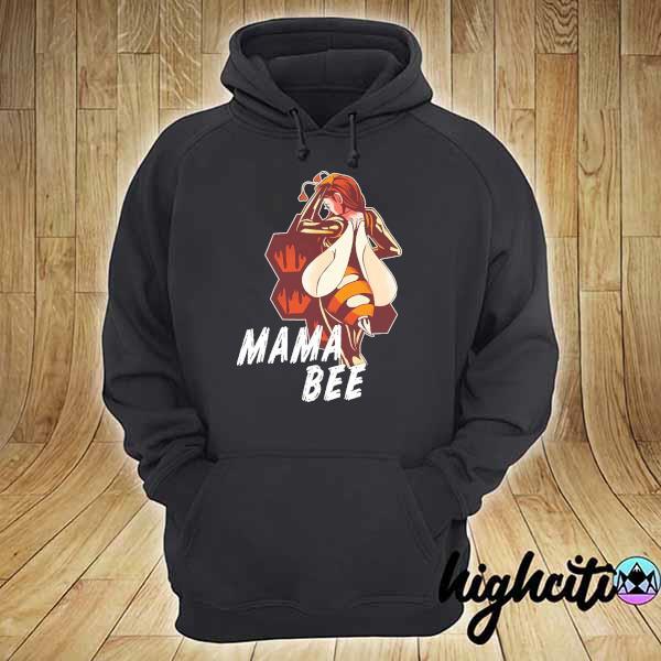Mama bee king girl s hoodie