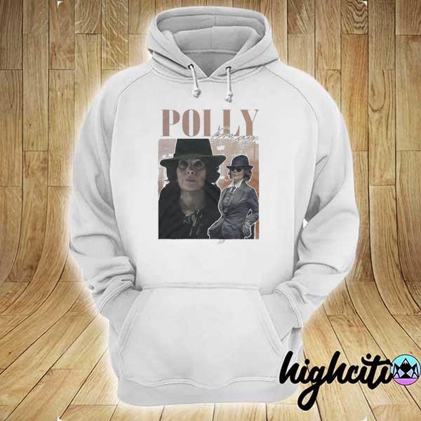 Rip Helen Elizabeth Mccrory Polly Gray Shirt hoodie