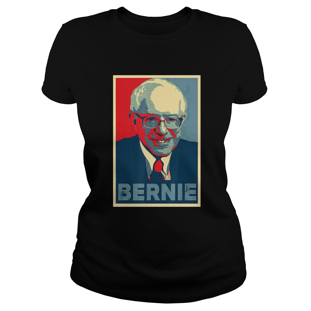 2020 President Election Usa Bernie Sanders  Classic Ladies