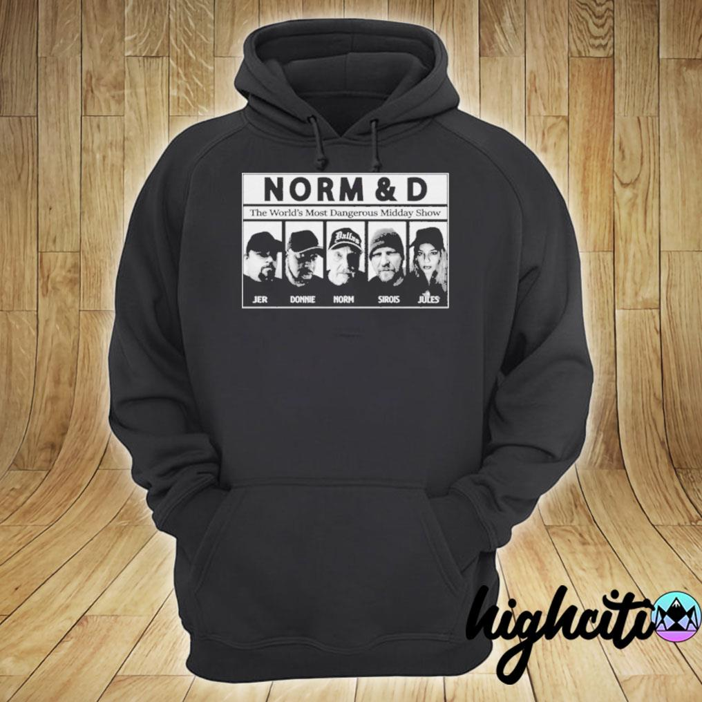 Norm And D 2020 Shirt hoodie