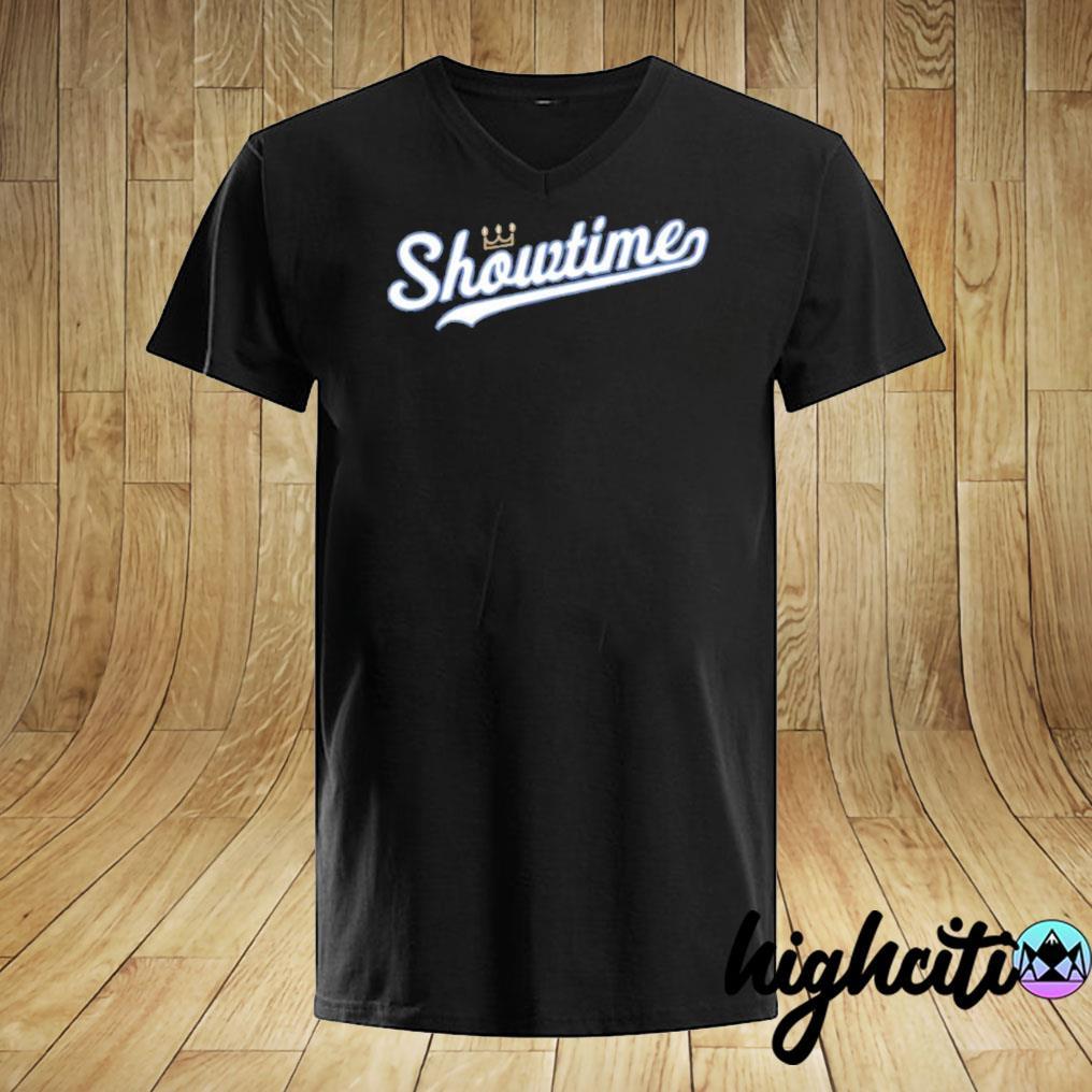 Showtime Baseball Kansas City Shirt