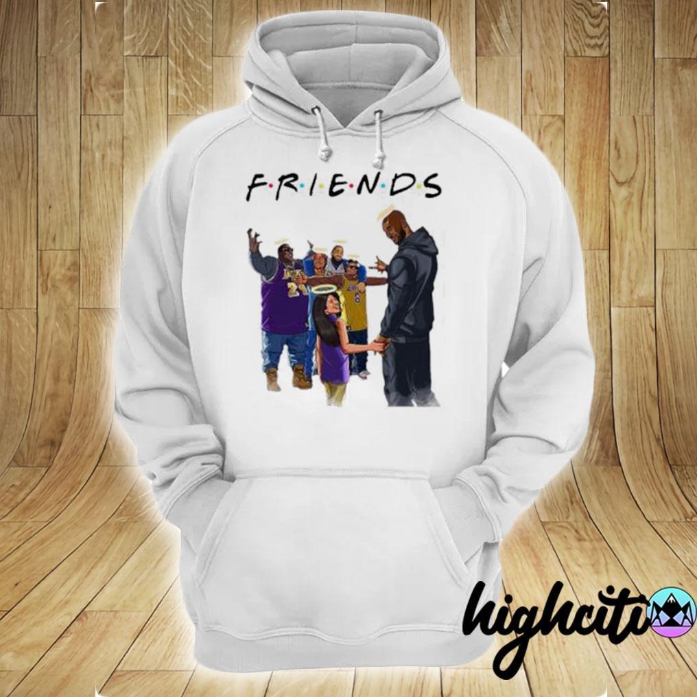 Kobe Bryant and daughter Biggie Tupac friends s hoodie