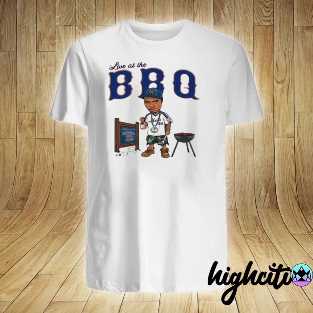 Live At The BBQ T-shirt