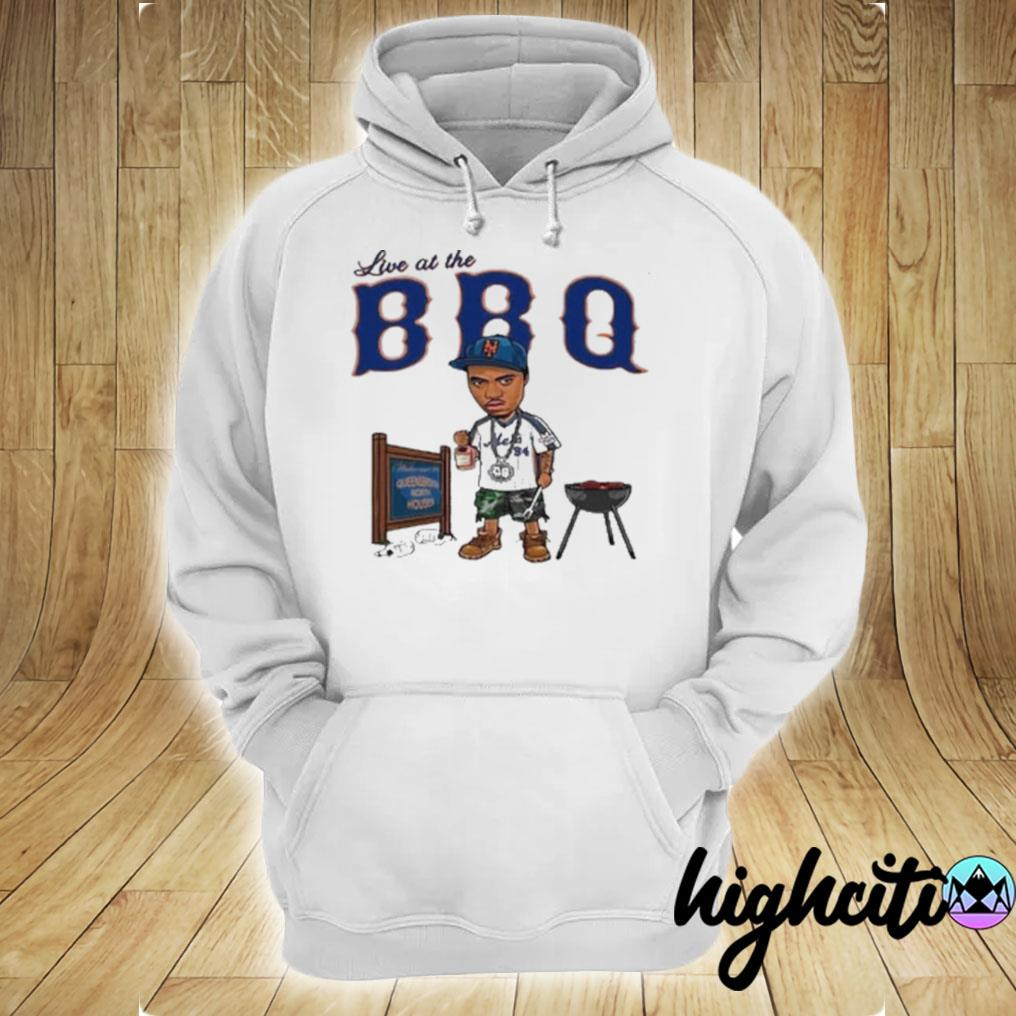Live At The BBQ T-s hoodie