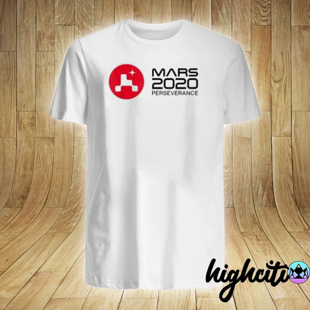 Mars 2020 Perseverance Rover Launch Day Commemorative Gift Shirt