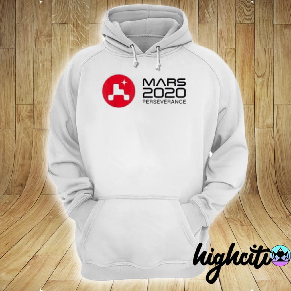 Mars 2020 Perseverance Rover Launch Day Commemorative Gift Shirt hoodie