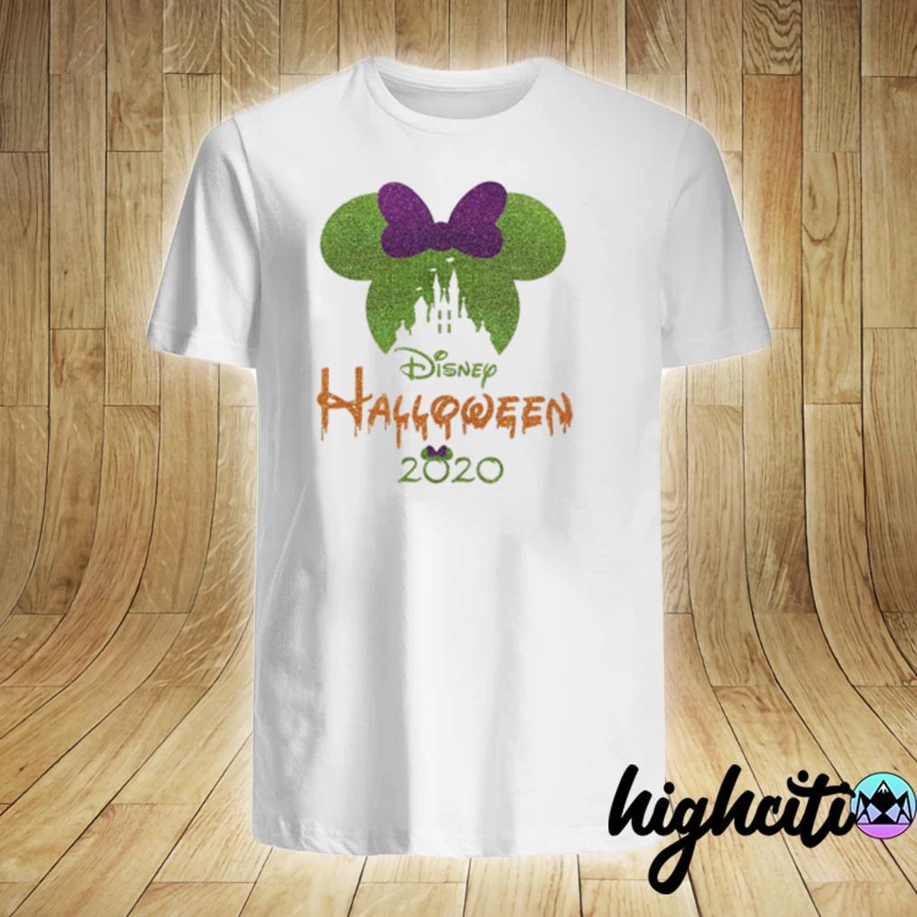 Minnie Mouse Disney Halloween 2020 T-shirt