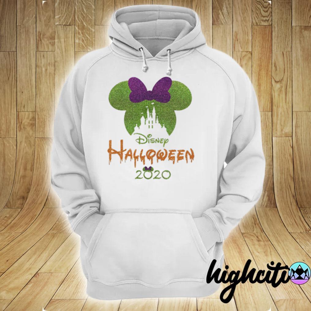 Minnie Mouse Disney Halloween 2020 T-s hoodie