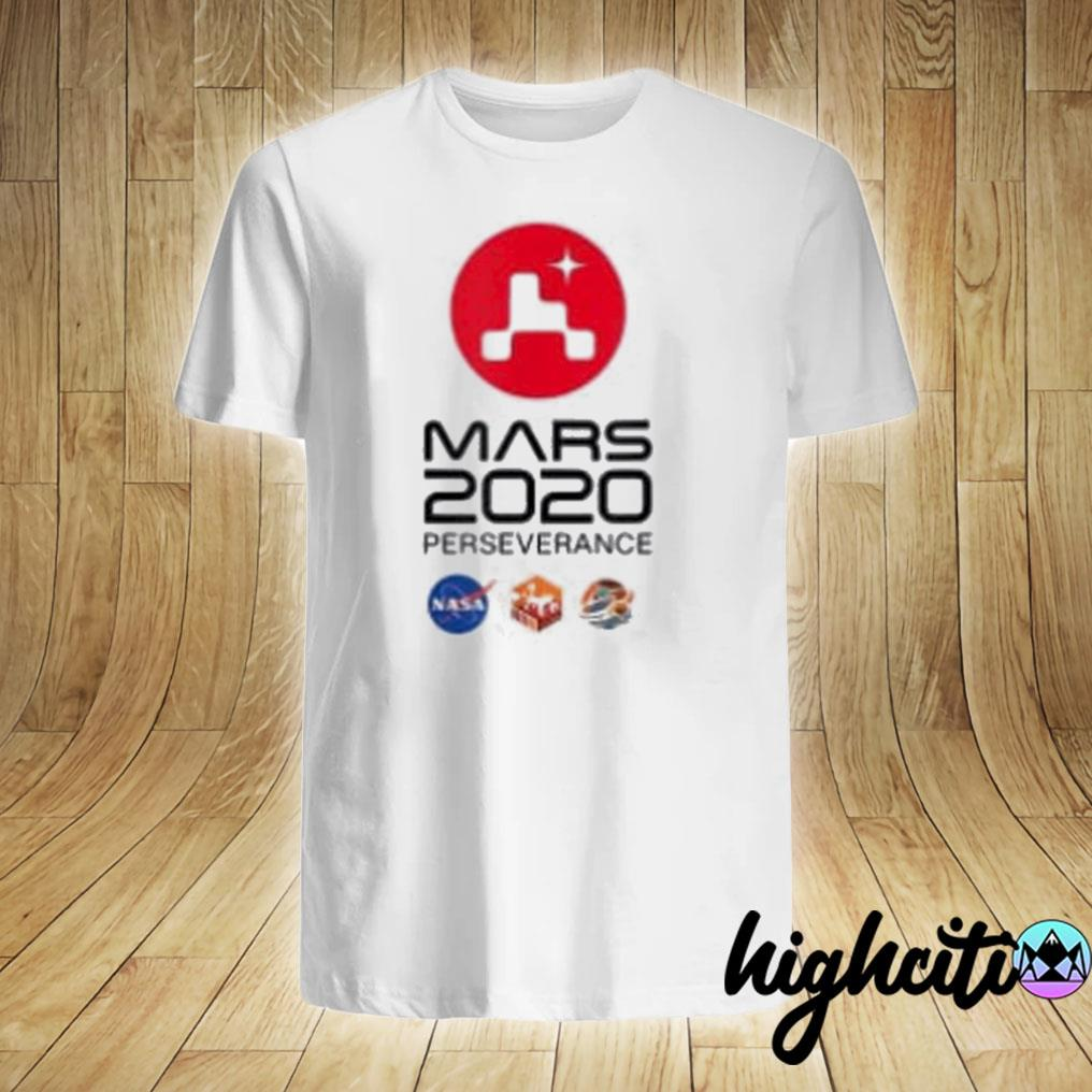 NASA Mars Rover Perseverance 2020 Shirt