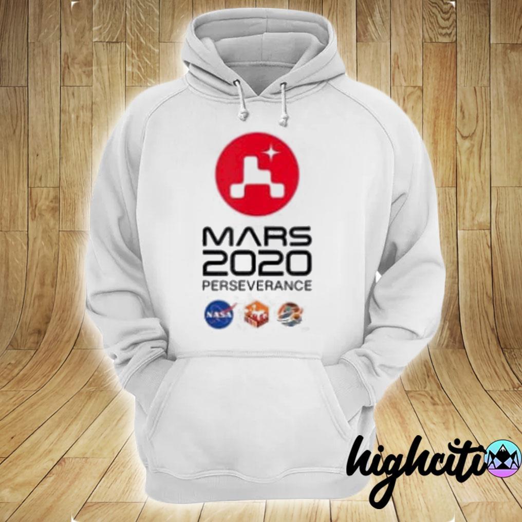NASA Mars Rover Perseverance 2020 Shirt hoodie