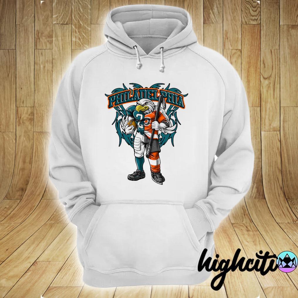 Philadelphia Eagle Shirt hoodie