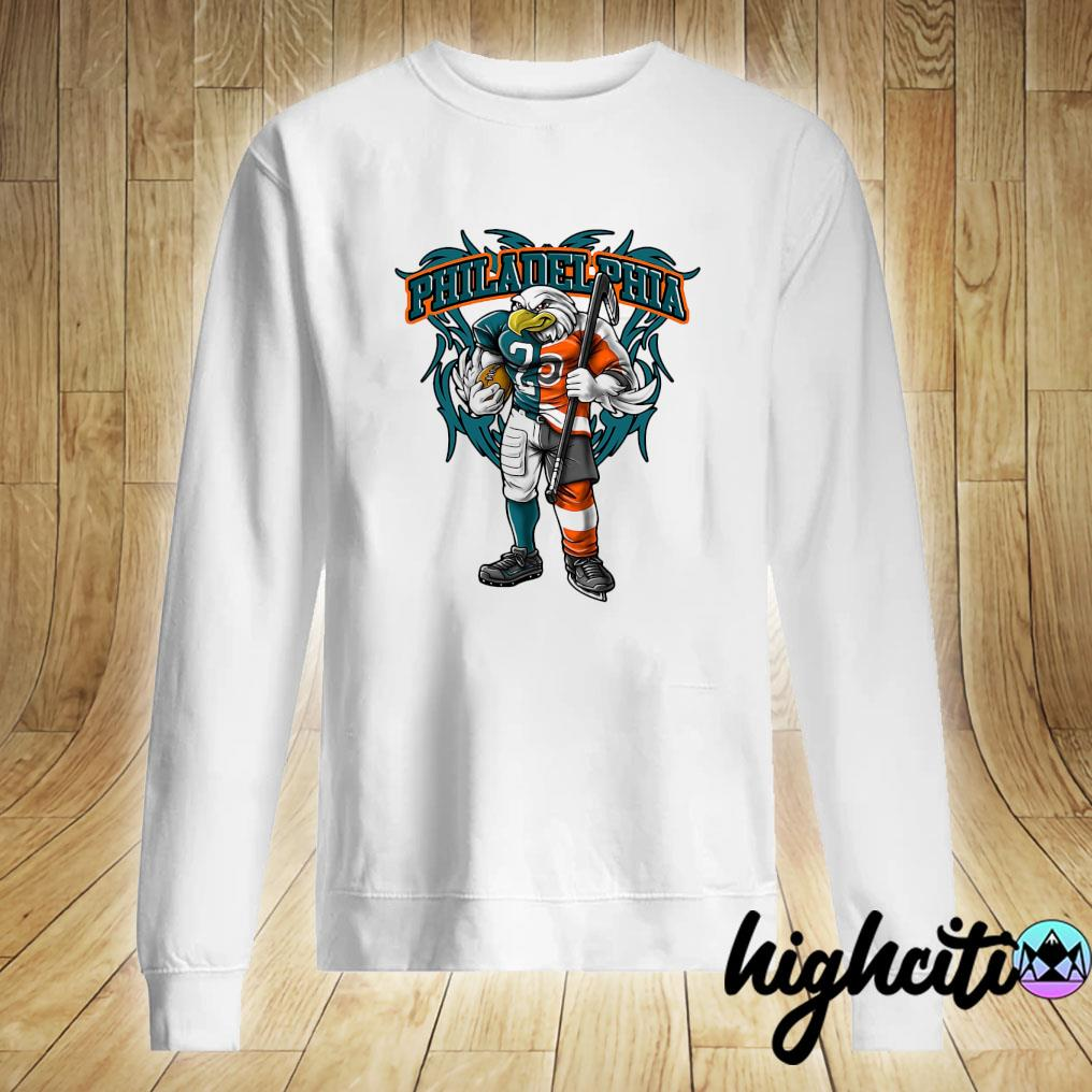 Philadelphia Eagle Shirt Sweater