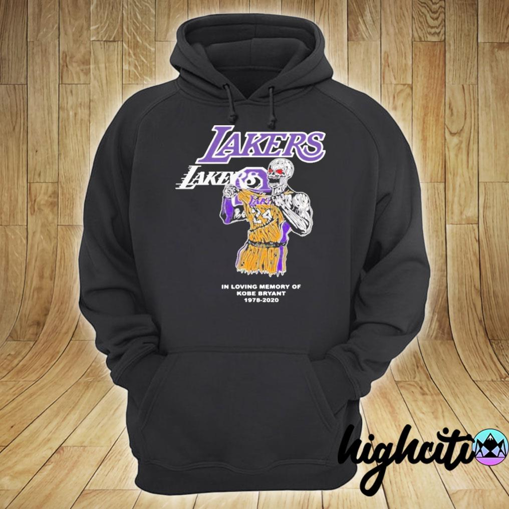 Warren Lotas La Lakers Kobe Bryant Warren Lotas 2020 Shirt hoodie