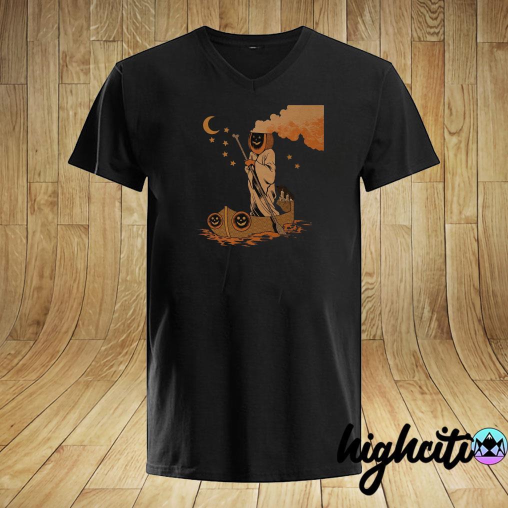 'Pumpkin Ferryman' Shirt