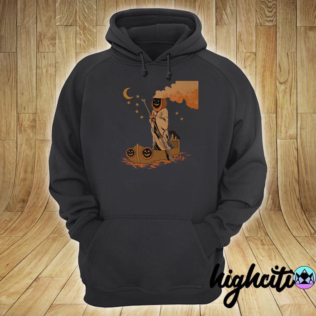 'Pumpkin Ferryman' Shirt hoodie