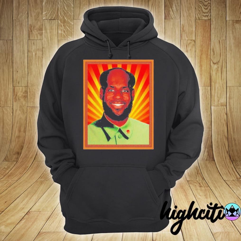 Premium Chairman Lebron Mao Shirt hoodie