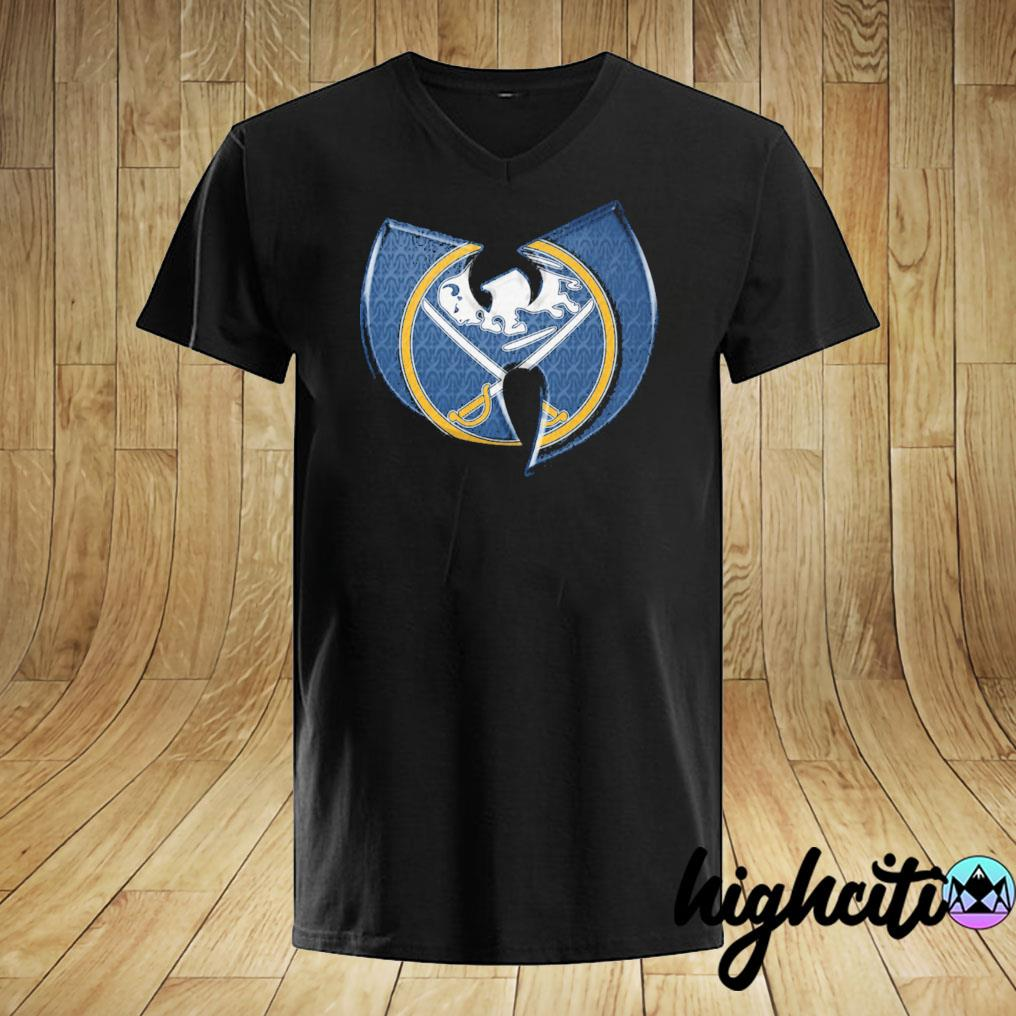 Wutan Buffalo Sabres Ice Hockey Team Shirt