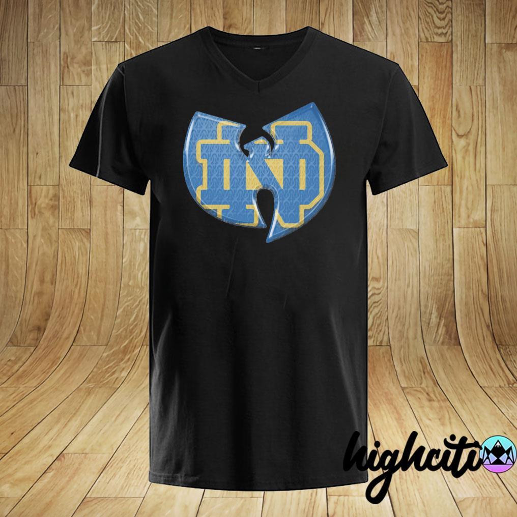 Wutan Notre Dame Fighting Irish Shirt