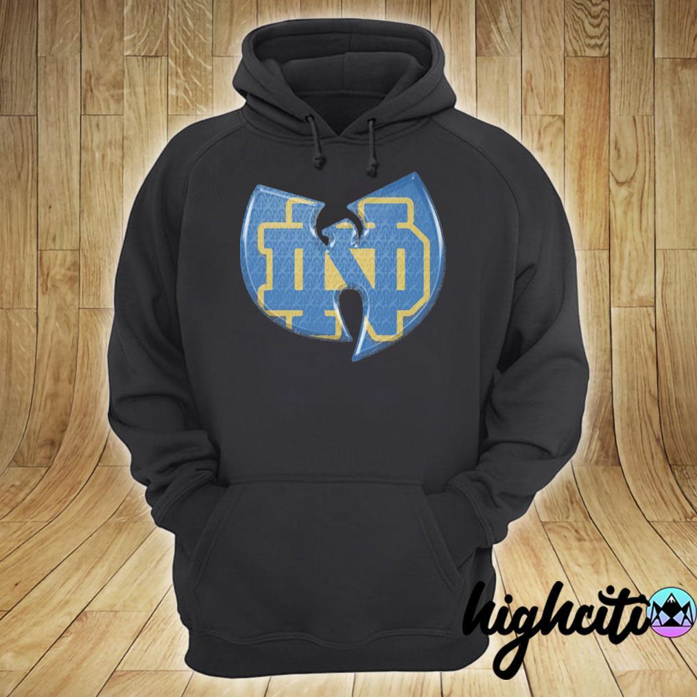 Wutan Notre Dame Fighting Irish Shirt hoodie