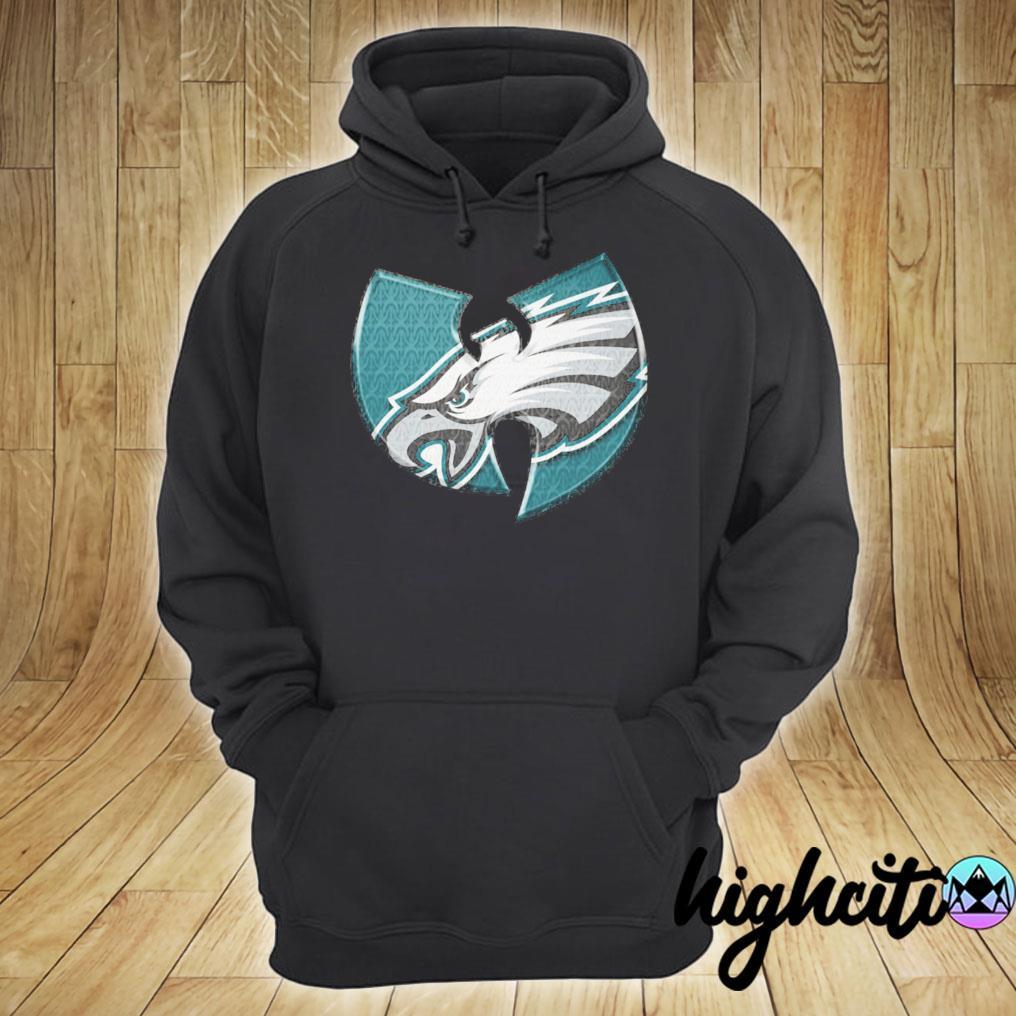 Wutan Philadelphia Eagles Shirt hoodie