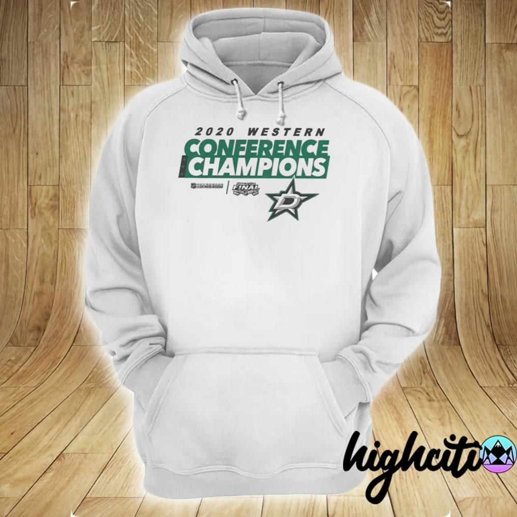 Dallas stars western conference finals s hoodie