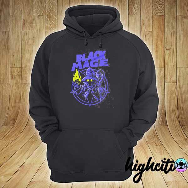 Warriors of Light – Final Fantasy Black Mage Shirt hoodie