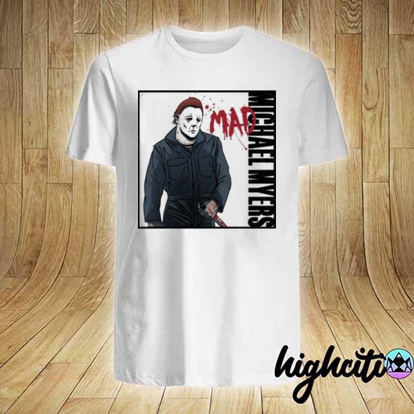 Michael Myers Mad Classic T-Shirt