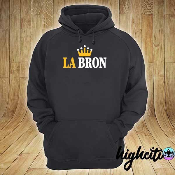 LA CROWN TIE DYE SHIRT hoodie