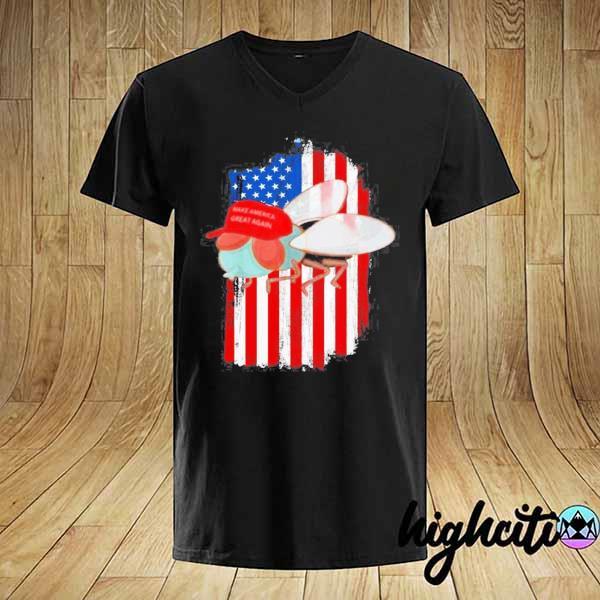 Mike Pence Fly Maga Trump 2020 Republican Democrat Shirt