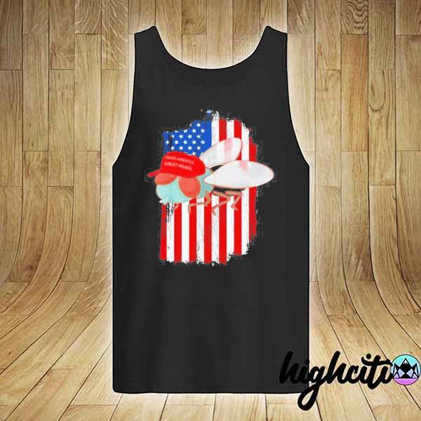 Mike Pence Fly Maga Trump 2020 Republican Democrat Shirt tank-top