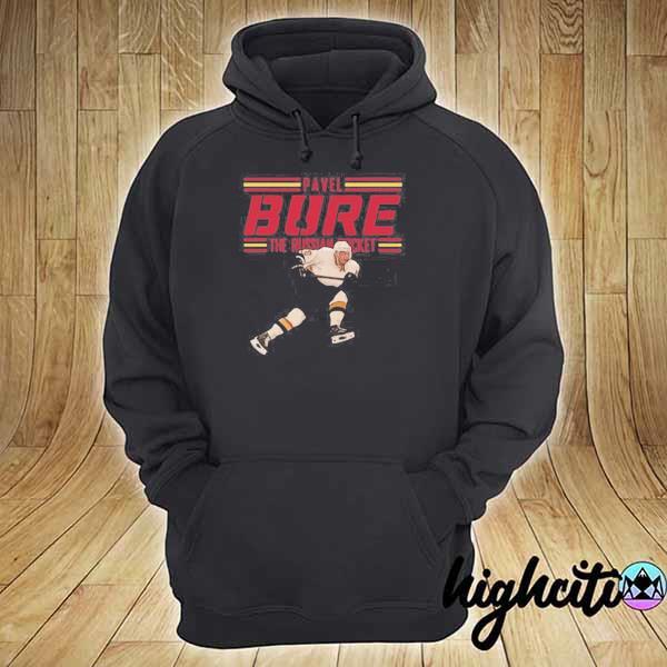 Nice Pavel Bure The Russian Rocket Play T-s hoodie