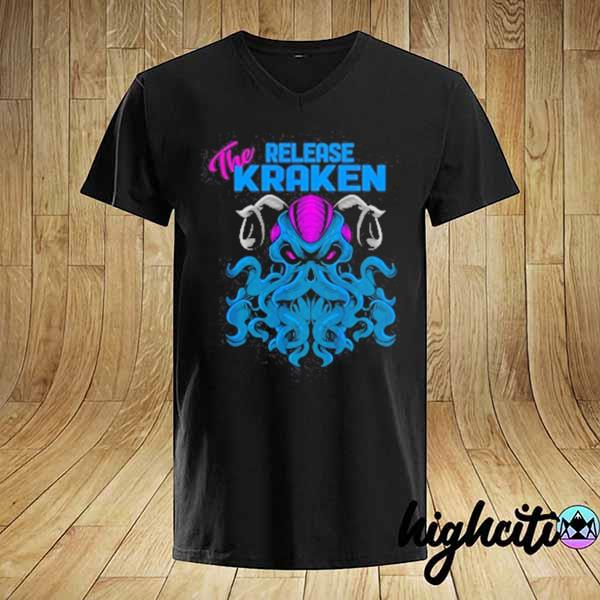 2020 kraken sea monster vintage release the kraken giant kraken youth sweatshirt