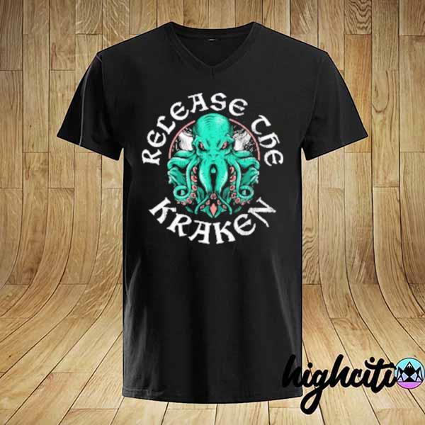 2020 release the kraken sweatshirt