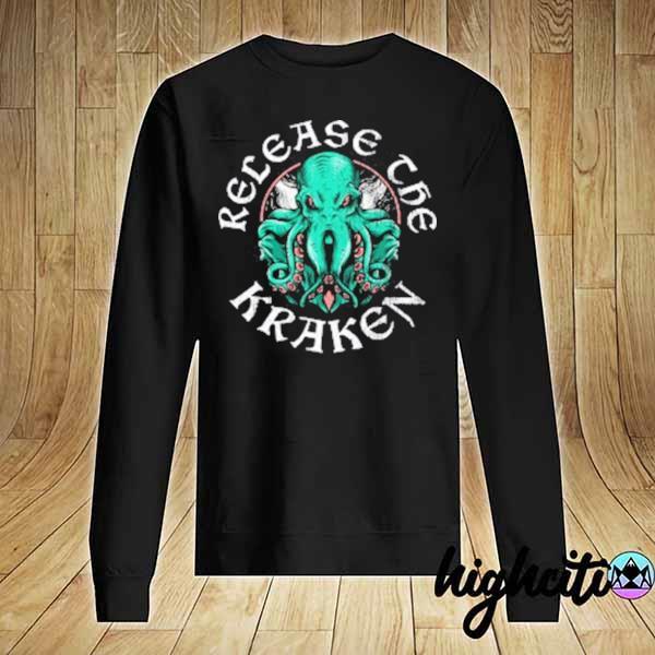 2020 release the kraken sweats Sweater