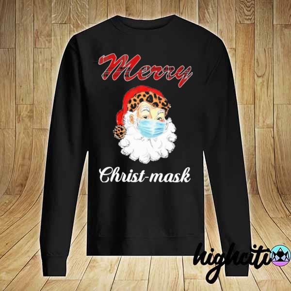 Premium merry christmask sweats Sweater