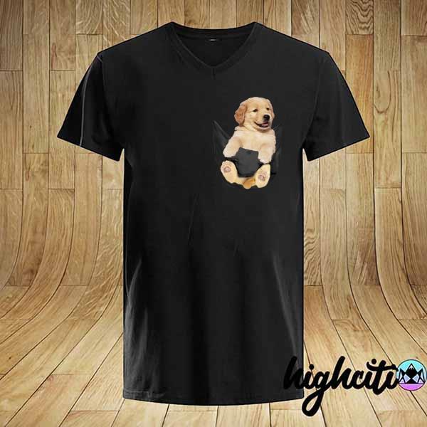 Premium puppy dog pocket sweatshirt