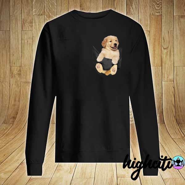 Premium puppy dog pocket sweats Sweater